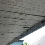 soffit repair, rot repair, sherwin williams paint, prime, caulk, duplex, jacksonville, renoavtion, a to z custom homes, a to z roofing and waterproofing