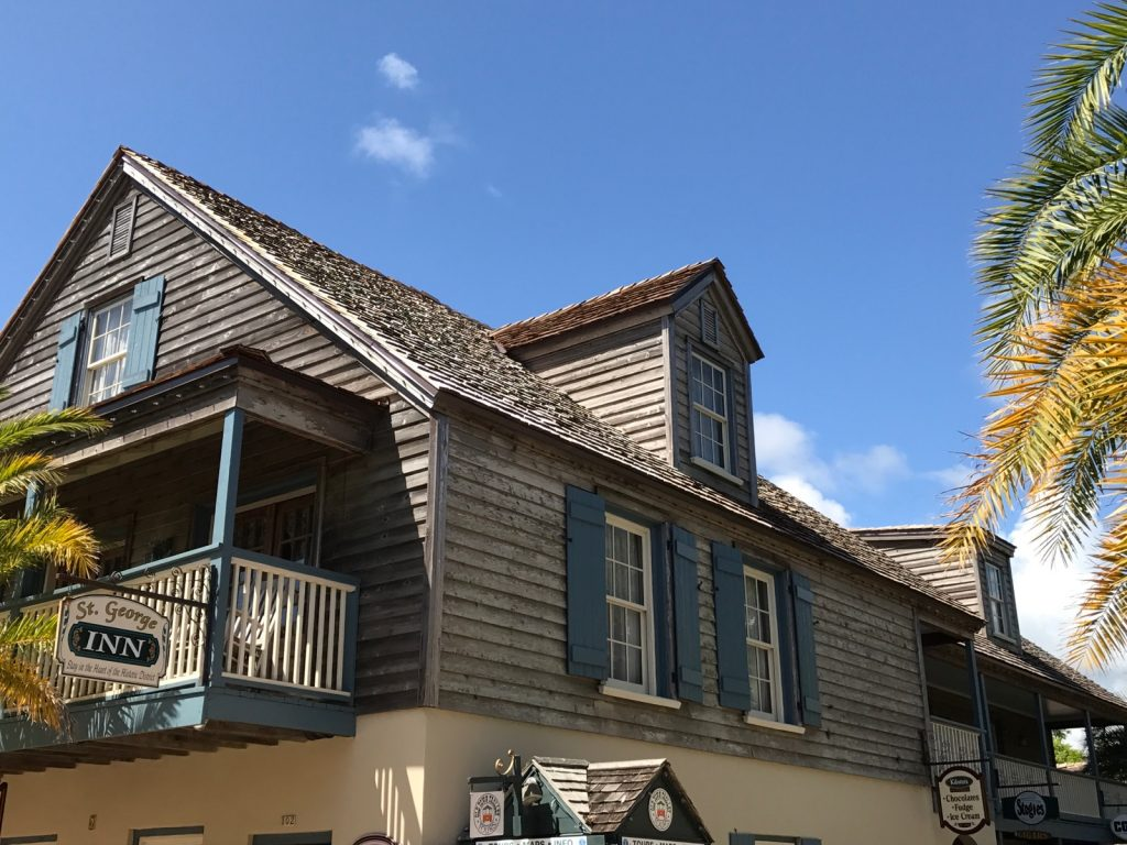 St. George Street, Sant Augustine roof, a to z roofing
